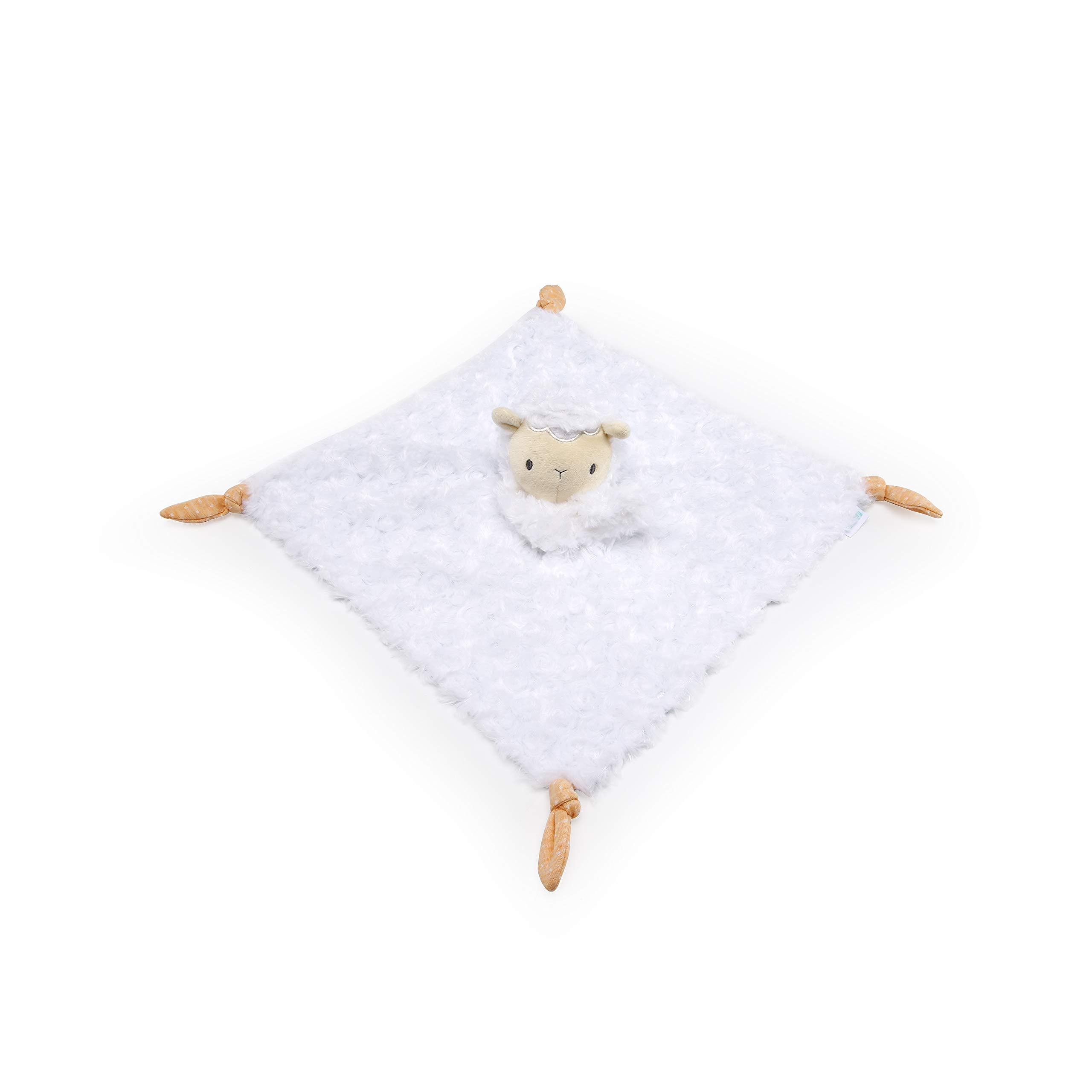 Ingenuity Premium Soft Plush Lovey Soothing Blanket - Sheppy The Sheep, Ages Newborn +