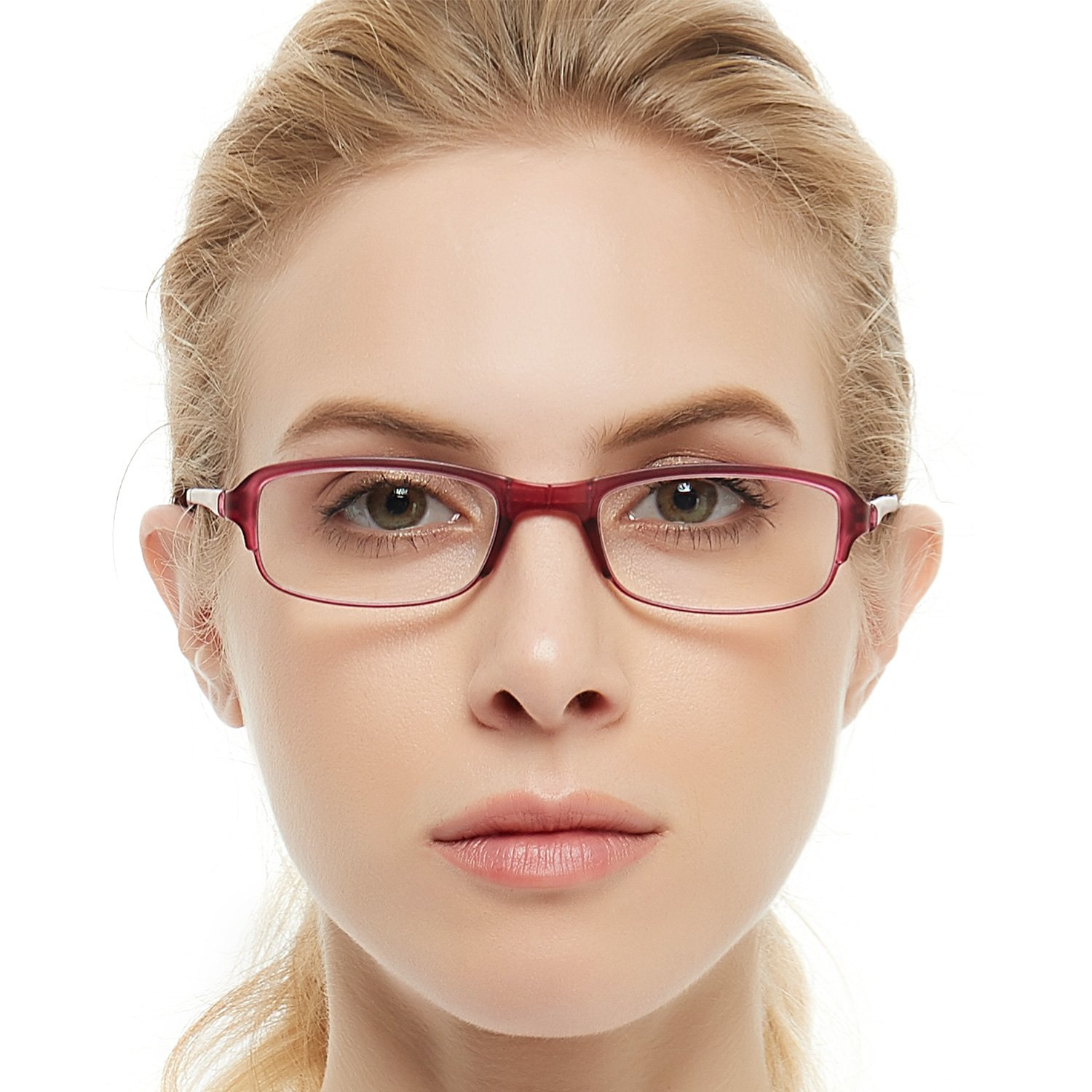 OCCI CHIARI Classic and Thin TR90 Frame Reading Glasses for Men and Wowen 1.5 2.0 2.5 3.0