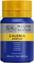 Winsor & Newton Galeria Acrylic Paint, 250ml Bottle, Ultramarine