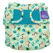 Bambino Mio Miosoft Cloth Diaper Cover, Swinging Sloth, Size 2