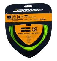Jagwire - Pro Hydraulic Disc Brake Hose Kit | for use Pro Quick Fit Adaptors| for Road, Gravel, MTN Bikes | 3000 mm Length, 12 Color Options