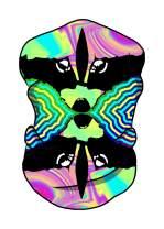 Premium Quality Seamless Bandana/Face Mask for Raves, Music Festivals, Dust, Multipurpose. Exclusive Designs