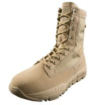 FREE SOLDIER Men's Outdoor Ultralight Breathable Desert Boots Military Tactical Duty Work Boot Hiking Hunting Boots