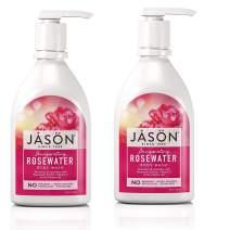 Jason Shower Body Wash, Rosewater, 30 oz, 2 pk