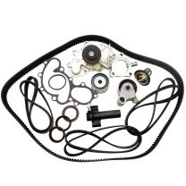 Timing Belt Kit w/Water Pump Kit Fit for 95-04 Toyota Tacoma Tundra T100 4Runner 3.4L V6 DOHC 5VZFE