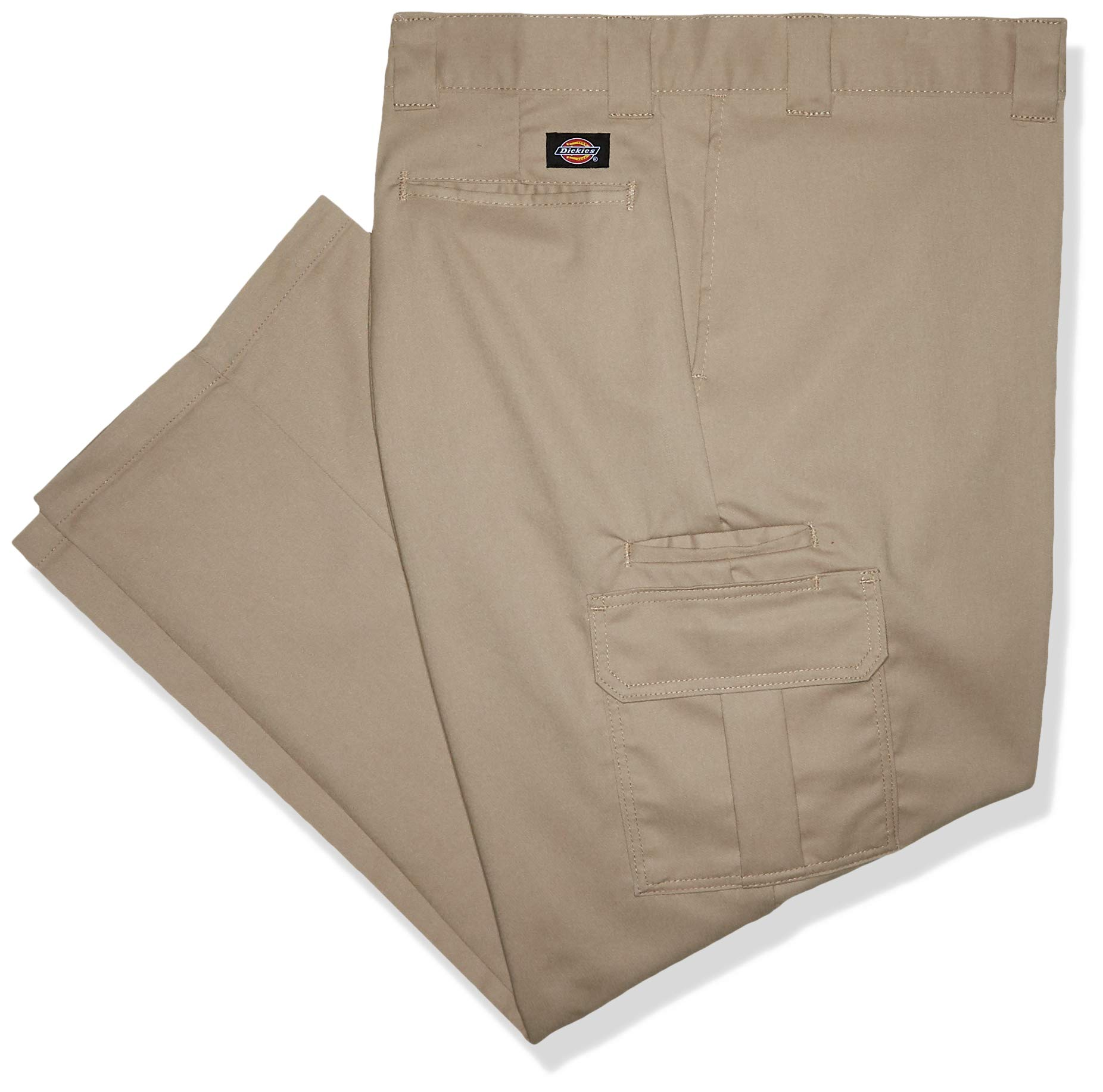 Dickies Men's Regular Straight Stretch Twill Cargo Pant Big-Tall