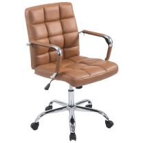Poly and Bark Office Chair, Terracotta