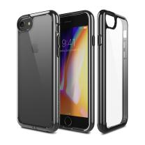 Patchworks Pure Shield Case in Black Compatible for iPhone 8/7/6s/6