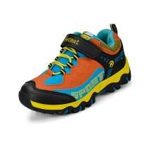 ZOCAVIA Kids Shoes Running Hiking Walking Shoes for Boys