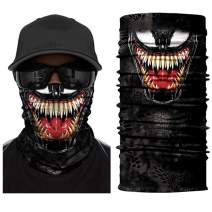 Bandanas Headband - Sport Outdoor Headband Skull Face Multifunctional Motorcycling Headwear