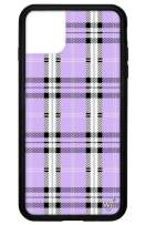 Wildflower Limited Edition Cases for iPhone 11 Pro Max (Lavender Plaid)