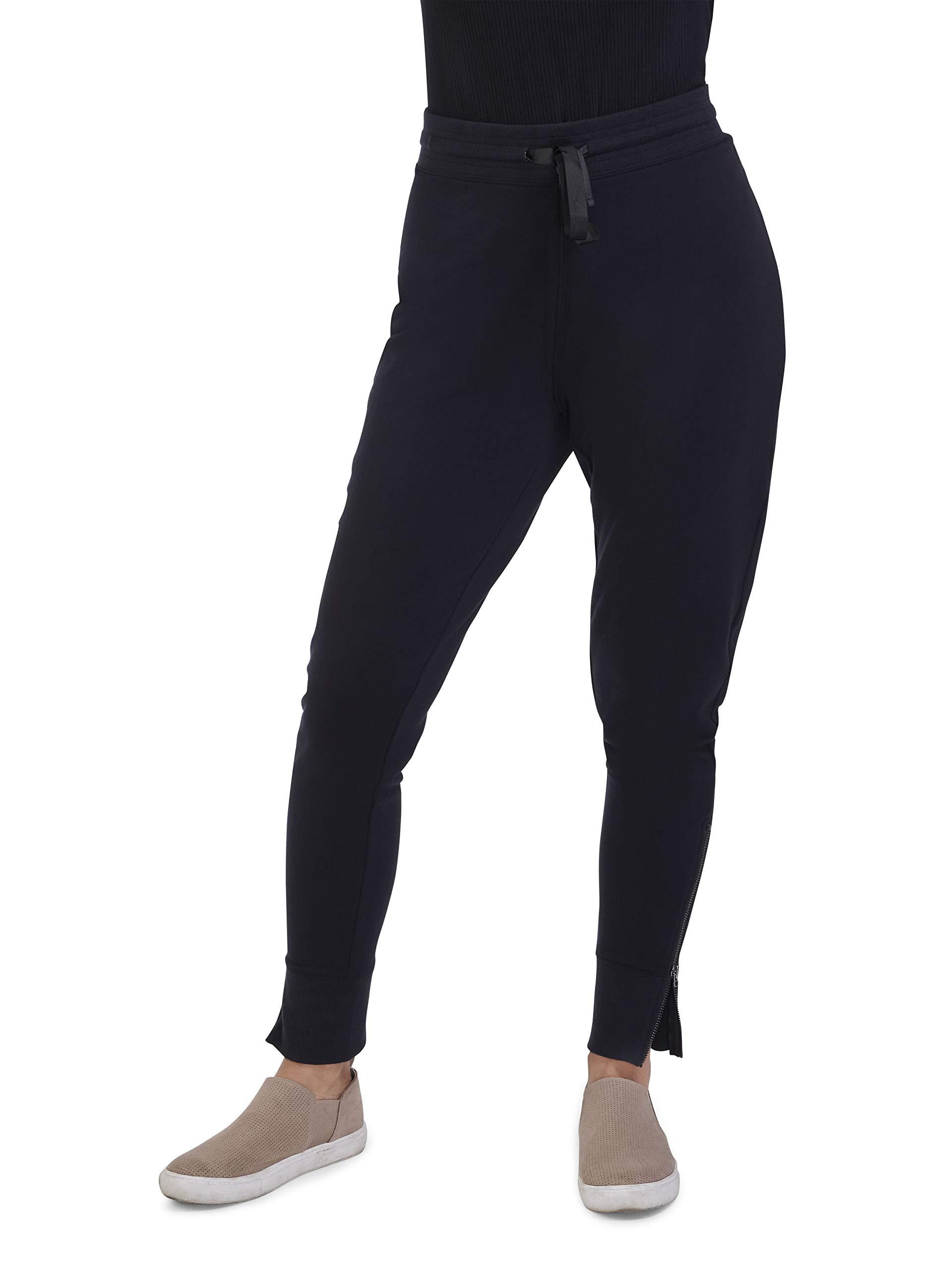 Seek No Further by Fruit of the Loom Women's Fleece Jogger Sweatpants
