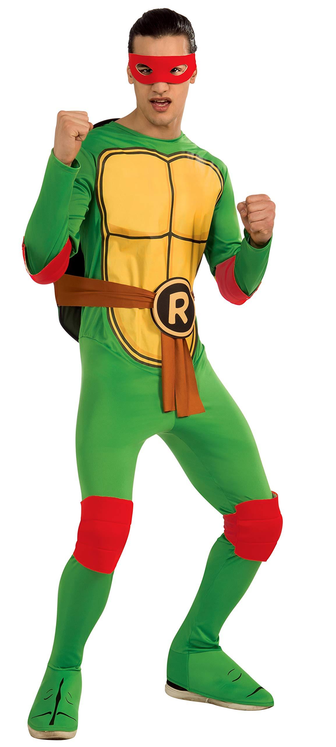 Nickelodeon Teenage Mutant Ninja Turtles Adult Raphael and Accessories Costume