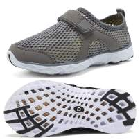 DESTURE Kid Water Shoes Girl & Boys Lightweight Quick Dry Sport Aqua Shoe Outdoor Athletic Sneakers