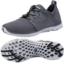 Aleader Men's Mesh Slip On Water Shoes