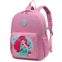 Kids Backpack,Chasechic Water-resistant Toddler Preschool Kindergarten Bookbag for Boys Girls with Chest Strap