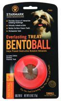 Starmark Everlasting Treat Bento Ball Tough Dog Chew Toy