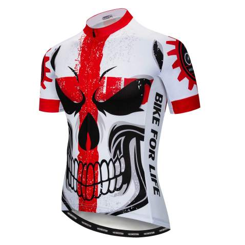 Quick Dry Biking Shirt JPOJPO Mens Cycling Jersey,Bike Short Sleeve,Mountain Riding Shirt Breathable