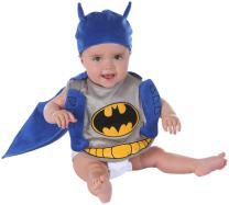 Princess Paradise Baby Boys' Batman Bib Set