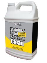 Flitz SP 01510 Stainless Steel Cleaner, 1 Gallon Refill Bottle
