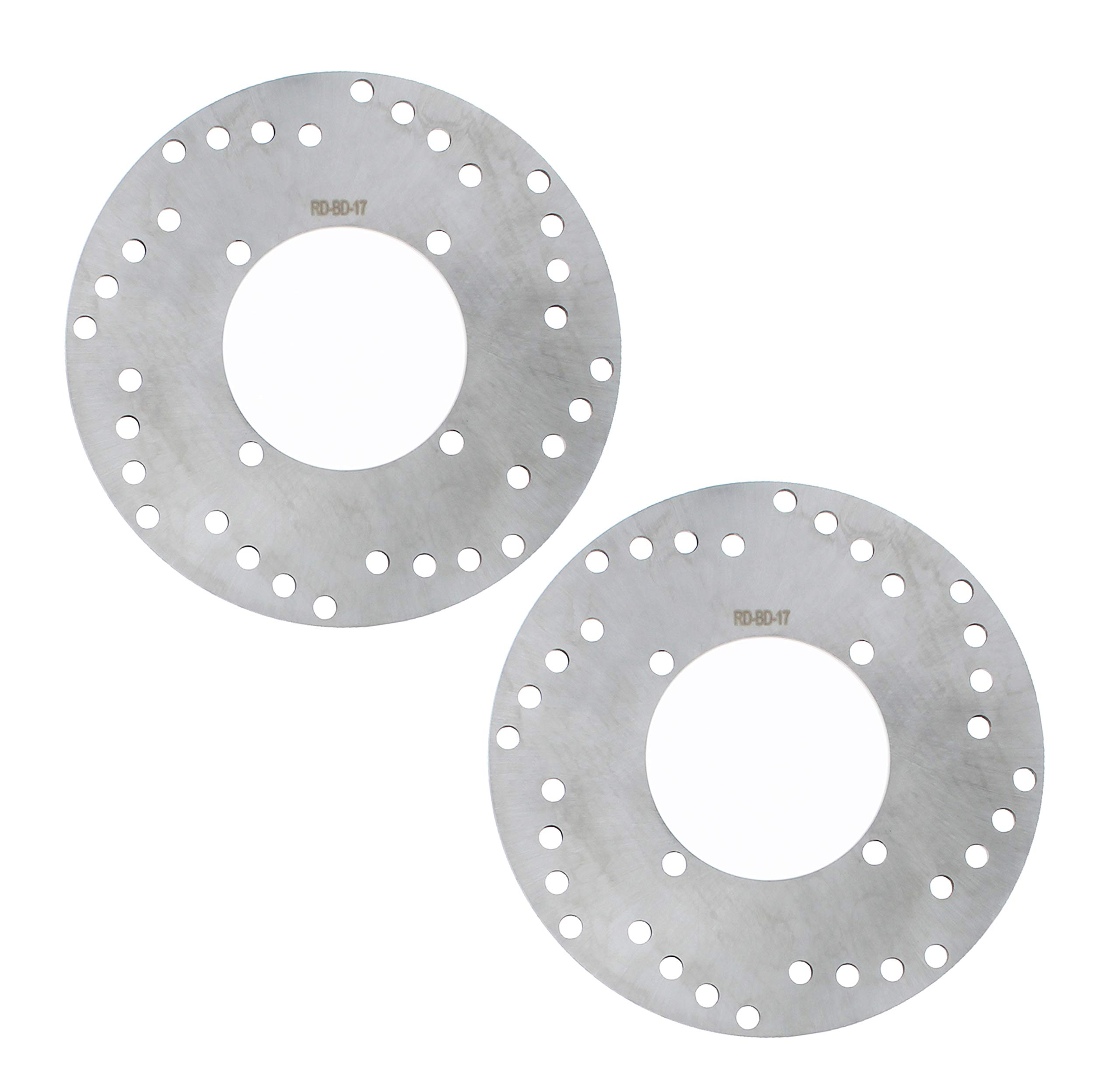 2004 2005 Polaris ATP 500 HO 4x4 Rear Brake Rotors Discs