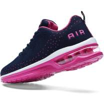 AUPERF Womens AthleticTennis Running Shoes Air Sports Walking Comfortable Gym Sneakers(US5.5-10 B(M)