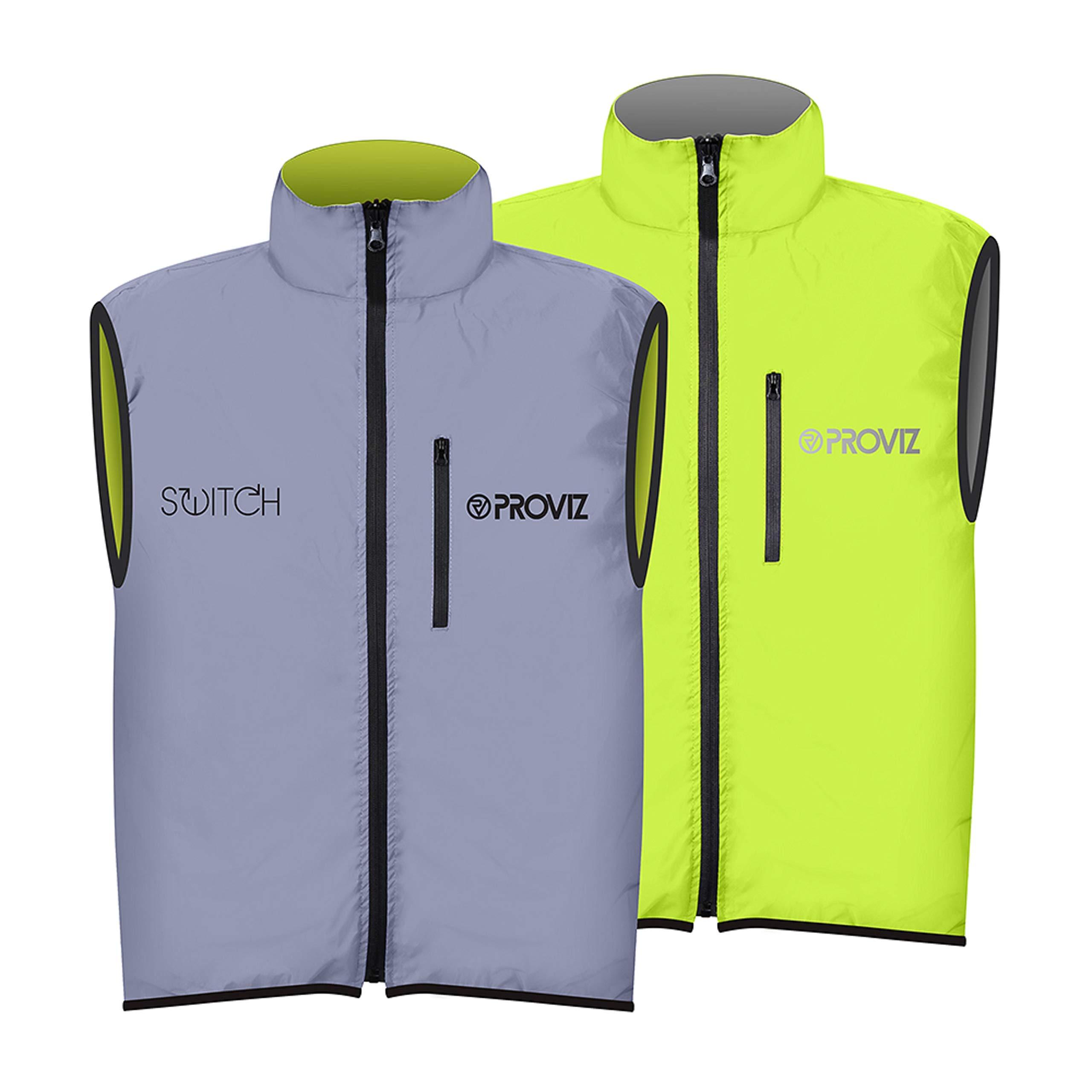 Proviz Men's Switch Cycling Vest