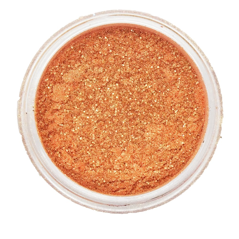 Mineral Pigment Eyeshadow RED Gold #11 From Royal Care Cosmetics