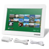 UNIROI 10.1 Inch HDMI Monitor 1024 X 600 HD LCD Display with Ultra-Slim Shell for Raspberry Pi 3 2 Model B+ 3B 2B B+ A+ RPi 4+(10 Inch Raspberry Pi Screen)