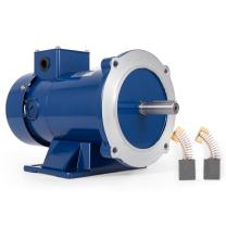 VEVOR 1/4 Hp Eletric Motor Rated Speed 1750 RPM 90V DC Electric Motor Permanent Magnet Motor with Brushes