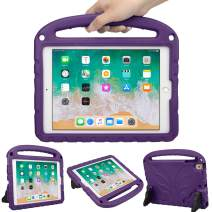 HDE Case for iPad 9.7-inch iPad Air 1 and 2 and 2018/2017 iPad Shockproof Protective Kids Case with Stand and Handle for Apple iPad Air 1 and 2 and 2018 (6th Gen) / 2017 (5th Gen) iPad Case for Kids