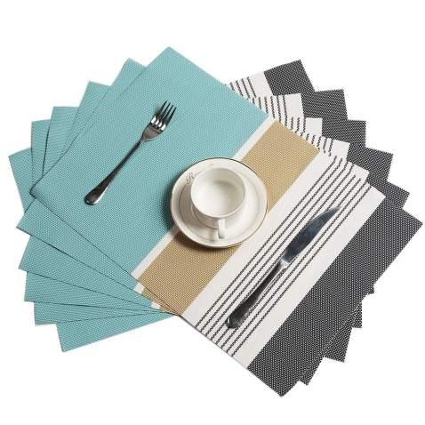 linen table mats modern style linen tan placemats set of placemats fabric placemats Linen placemats dinning placemats