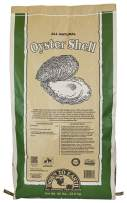 Down to Earth Organic White Oyster Shell OMRI, 50 lb