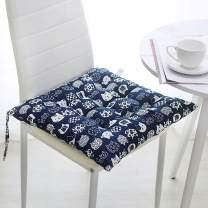 Print Cartoon Office Chair Cushion for Butt Soft Cotton Seat Cushions for Pressure Relief Non-Slip Chair Cushions Cozy Comfortable Chairs Seat Pad Seat Pillow Chair Pads for Home Office Sofa Car