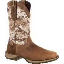 Durango Rebel Desert Camo Pull-on Western Boot