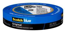 ScotchBlue Painter's Tape, Multi-Use, .94-Inch by 60-Yard, 1 Roll