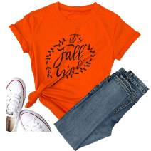 Women's Summer Shirt Love T-Shirt Graphic Tees Tops Casual Blouse Short Sleeve Funny Top VacationTees