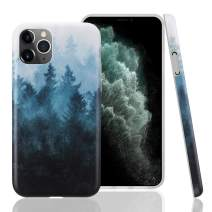 GOLINK Case for iPhone 11 Pro,Floral Series Slim-Fit Ultra-Thin Anti-Scratch Shock Proof Dust Proof Anti-Finger Print TPU Gel Case for iPhone XI Pro 5.8 inch(2019 Release)-Forest