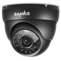 SANNCE 960H Dome Security Camera with Night Vision and IR Cut Filter,Compatible with All Surveillance Camera System,IP66 Weatherproof