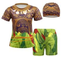 AmzBarley Swimsuits for Little Boys Pool Party Swimwear Bathing Suit Age 2-10 Years