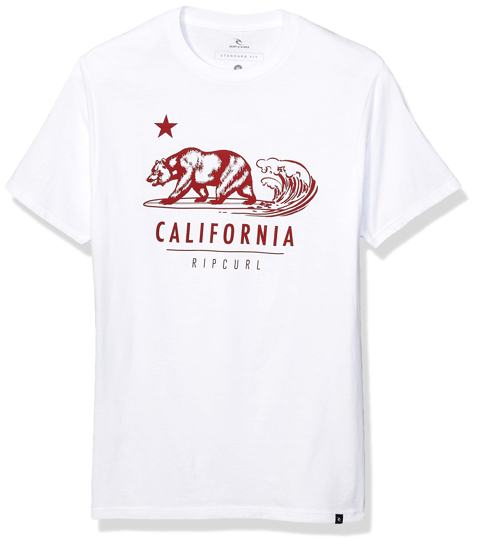 Rip Curl Men's Bear-Topia Premium Tee