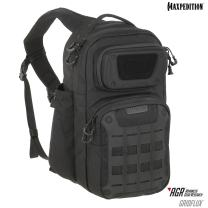 Maxpedition GRIDFLUX Sling Bag, Black, 18L