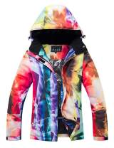 APTRO Women's Insulated Windproof Waterproof Ski & Snowboarding Jacket