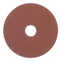 Mercer Industries 301036 36 Grit Aluminum Oxide Resin Fiber Discs (25 Pack), 4-1/2 x 7/8""