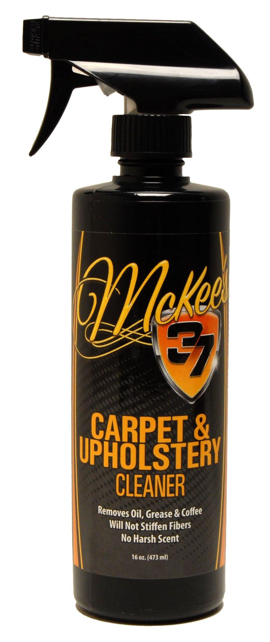 McKee's 37 MK37-310 Carpet & Upholstery Cleaner, 16 oz.