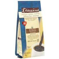 Teeccino Dandelion Coffee Alternative - Organic Coconut – Organic Dandelion Root, Prebiotic, Caffeine Free, Gluten Free, Acid Free, Prebiotic, Brew Like Loose Leaf Herbal Tea or Coffee, 10 Ounce