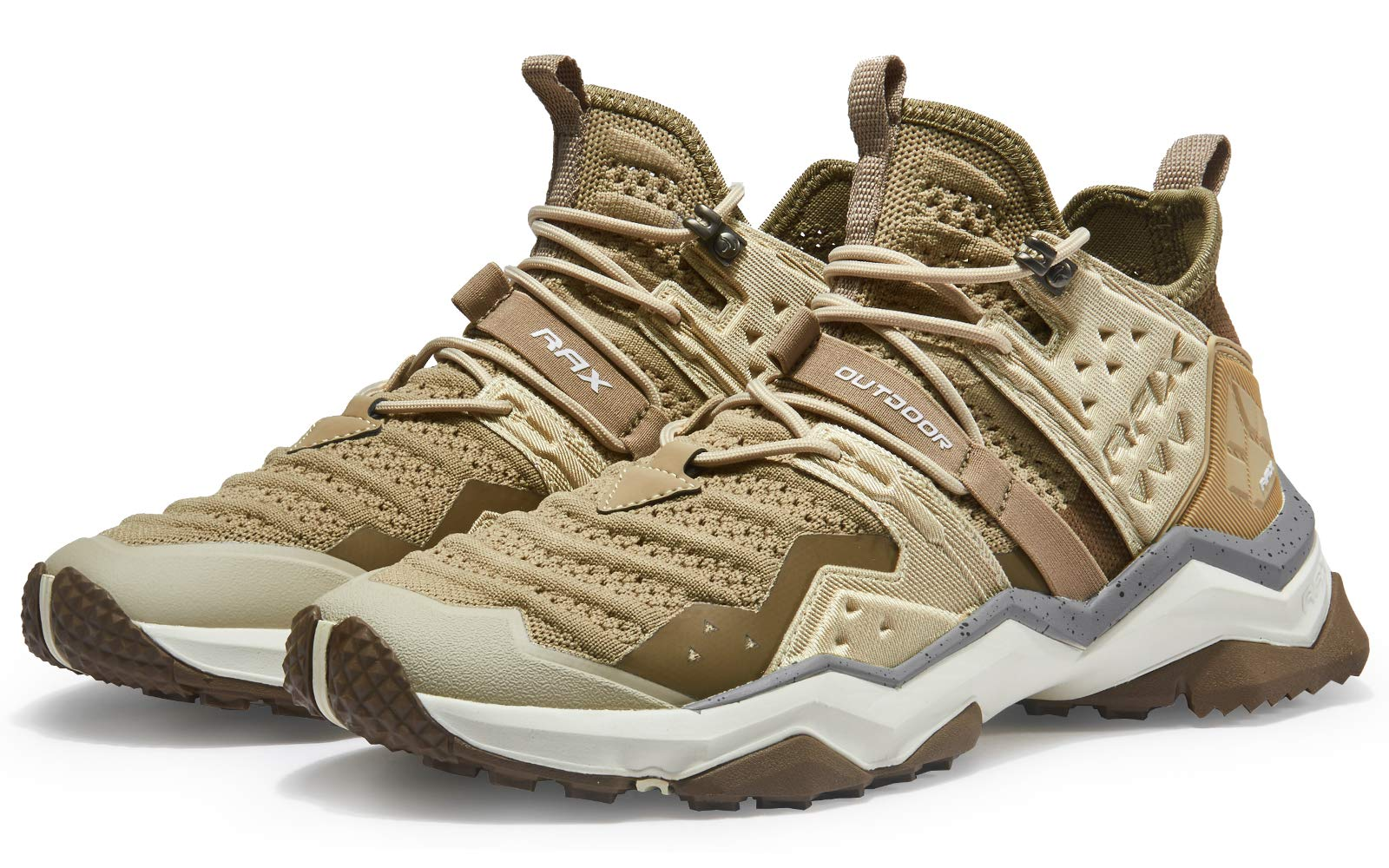 RAX Men's Lightweight Hiking Shoes Camping Backpacking Shoes Outdoor Sneakers