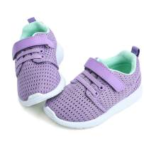 hiitave Toddler Boys & Girls Shoes Kids Sneakers for Running