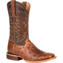 Durango Premium Exotic Full-Quill Ostrich Western Boot
