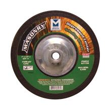 "Mercer Industries Depressed Center Grinding Wheel, (10 Pack), 7"" x 1/4"" x 5/8"" - 11"